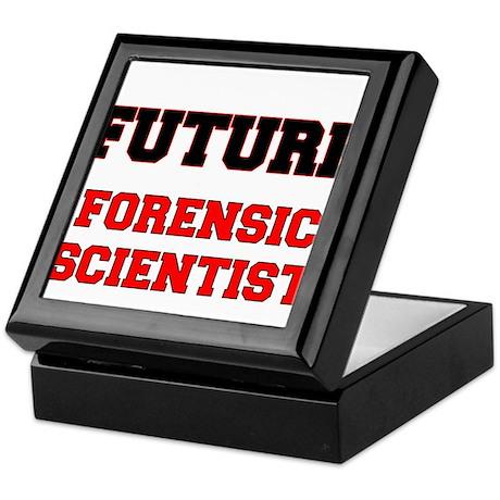Future Forensic Scientist Keepsake Box