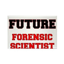 Future Forensic Scientist Rectangle Magnet