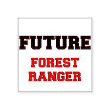 Future Forest Ranger Sticker