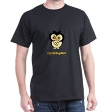 Owl Just Add Name T-Shirt