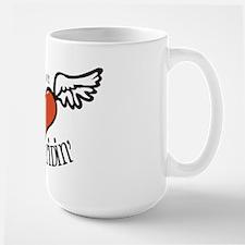 Sling Ridin' Large Mug