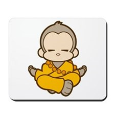 Shaolin Monkey Mousepad