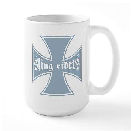 Sling Riders Large Mug