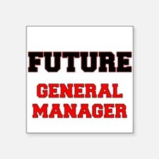 Future General Manager Sticker