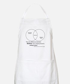 Mythbusters Science Quote Apron