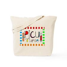 PICU Nurse Blanket Tote Bag