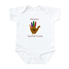 Mommy's Turkey Infant Bodysuit