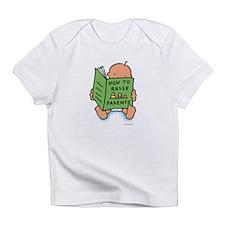 how to raise parents light Infant T-Shirt