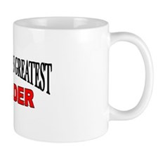 """The World's Greatest Builder"" Mug"