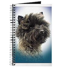 Cairn Terrier Top Champion Girl Journal