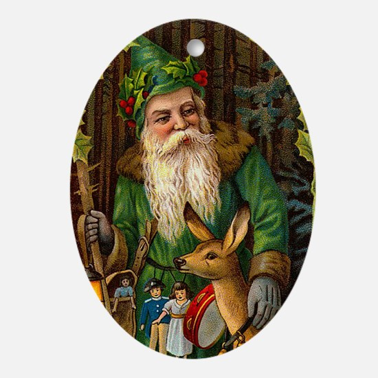 St. Nick of the Green
