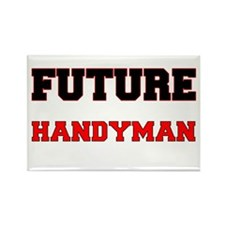 Future Handyman Rectangle Magnet