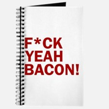 F*CK YEAH, BACON! Journal