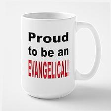 Proud Evangelical Large Mug