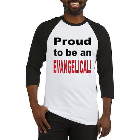 Proud Evangelical Baseball Jersey