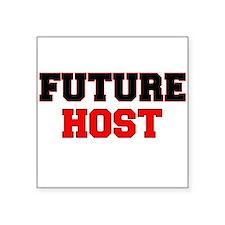 Future Host Sticker
