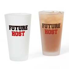 Future Host Drinking Glass