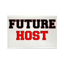 Future Host Rectangle Magnet