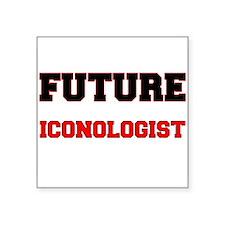 Future Iconologist Sticker