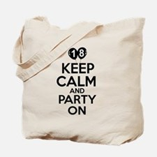 Funny 18 year old gift ideas Tote Bag