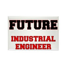 Future Industrial Engineer Rectangle Magnet