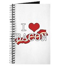 I Heart Bacon Journal