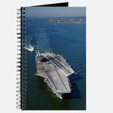 USS Eisenhower CVN 69 Journal