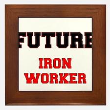 Future Iron Worker Framed Tile