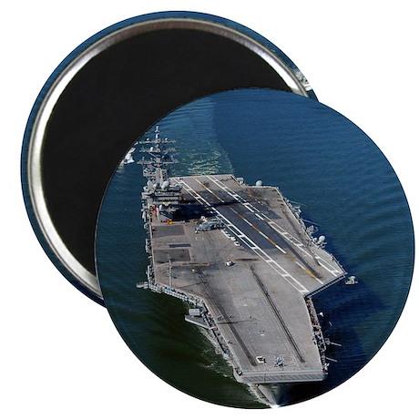 "USS Eisenhower CVN 69 2.25"" Magnet (10 pack)"