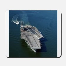 USS Eisenhower CVN 69 Mousepad