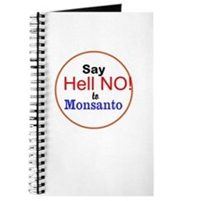 Say Hell No to Monsanto Journal