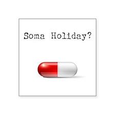Soma Holiday Sticker