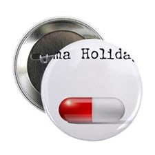 """Soma Holiday 2.25"""" Button"""