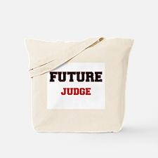 Future Judge Tote Bag