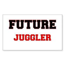 Future Juggler Decal
