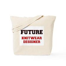 Future Knitwear Designer Tote Bag