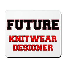 Future Knitwear Designer Mousepad