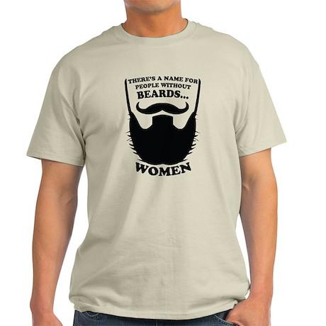 Beard Humorous T-Shirt