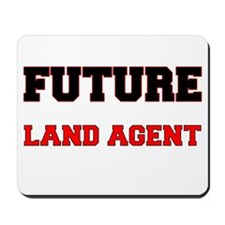 Future Land Agent Mousepad