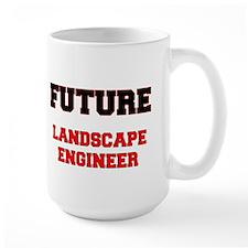 Future Landscape Engineer Mug