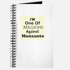 Im One of Millions Against Monsanto Journal