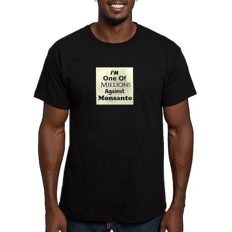 Im One of Millions Against Monsanto T-Shirt