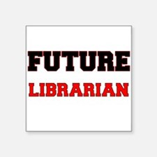 Future Librarian Sticker