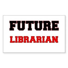 Future Librarian Decal