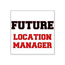 Future Location Manager Sticker