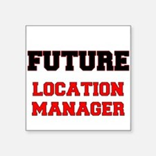 Future Location Manager Sticker