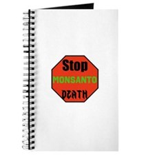 Stop Monsanto Death Journal