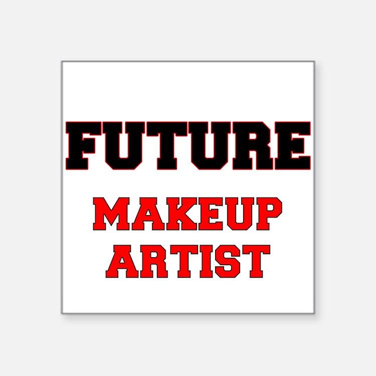 Future Makeup Artist Sticker