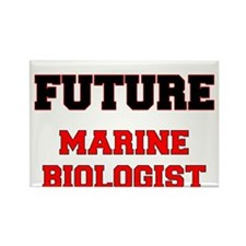 Future Marine Biologist Rectangle Magnet