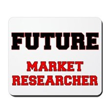 Future Market Researcher Mousepad